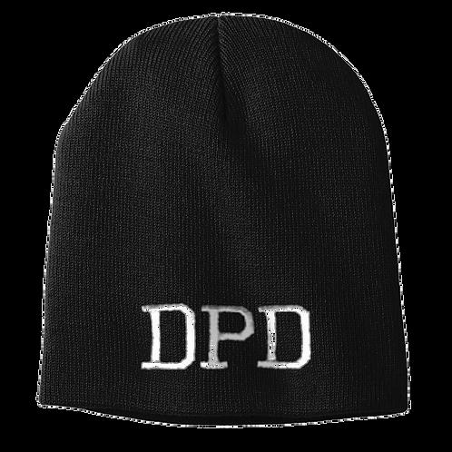 Detroit Police DPD Beanie