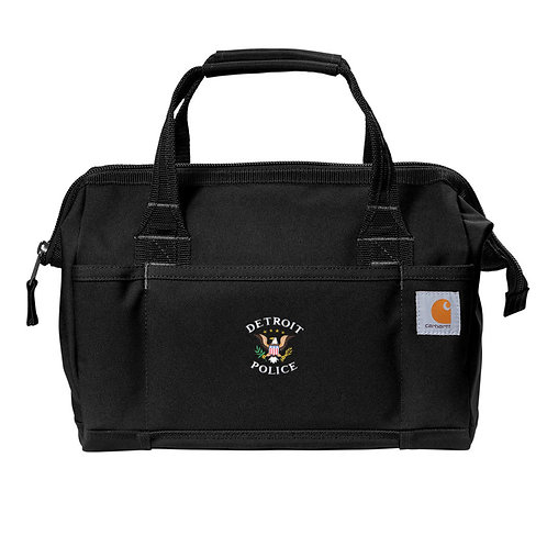 "Carhartt® Foundry Series 14"" Detroit Police Eagle Tool Bag CT89240105"