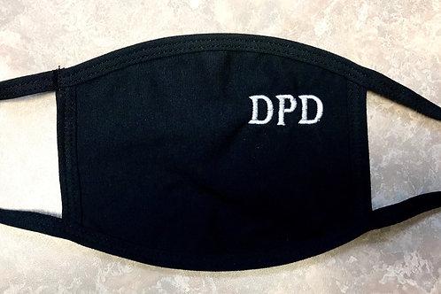 Detroit Police Department DPD Face Mask