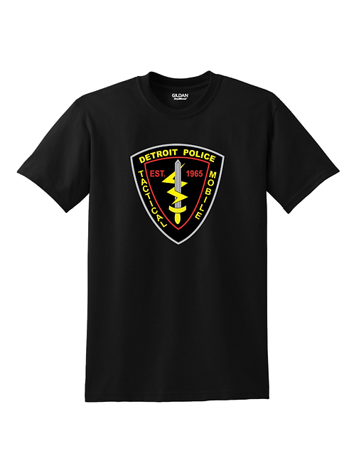 Detroit Police Tactical Mobile T-Shirt