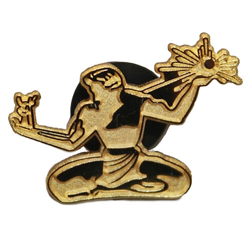 Spirit of Detroit Collectors Pin