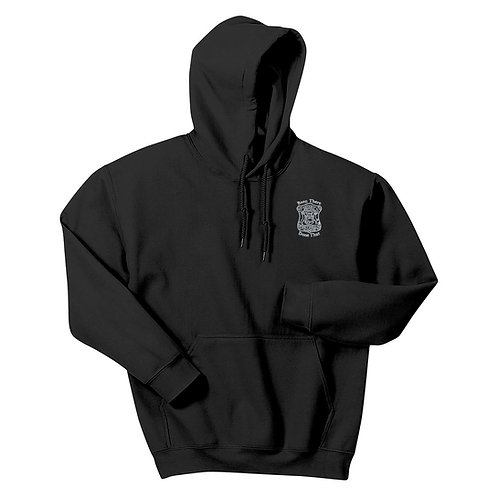 Detroit Police Been There - Done That Retired Hoodie