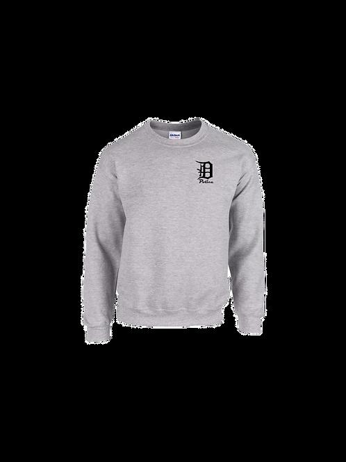 Detroit Police D Rifle (Left Chest) Sweatshirt