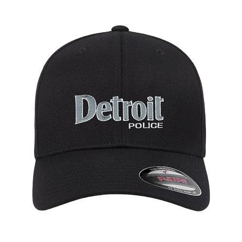 Detroit Police Flex-Fit Hat