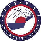 STEP ONE AUTOMOTIVE GROUP LOGO (STEP ONE