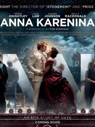 Anna Karenina directed by Joe Wright.