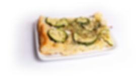 Focaccia-Zucchini, Focaccia-Zwiebel, Café Calamaro, Catering, Fingerfood, vegetarisch