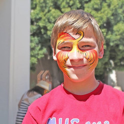 Face Painting - Grants Pass