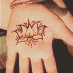 Lotus Henna Tattoo - Rogue Valley