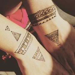Henna Tattoos - Medford, OR