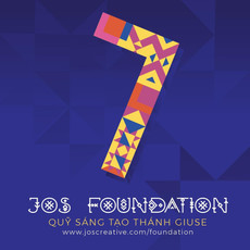 l Ethnicity x Jos Foundation l Trân Quý Sự Hỗ Trợ Của Jos Foundation – Quỹ Sáng Tạo Thánh Giuse