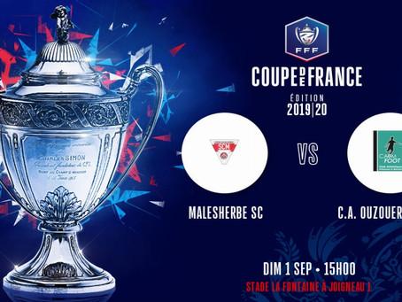Coupe de France 2019-2020 - Pour une confirmation...