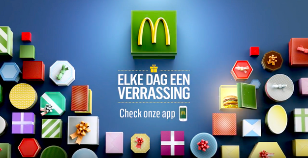 MC'DONALDS  NL