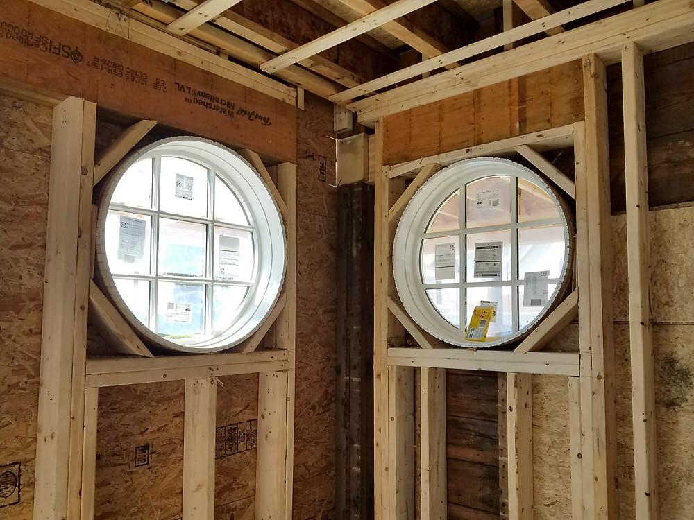 Speciality Porthole Window