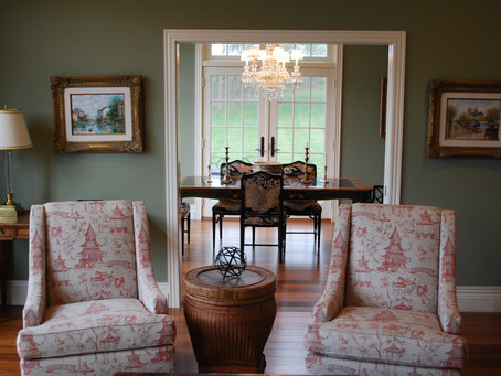 The best time for an interior renovation? Winter!