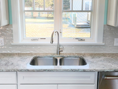 Where to Put the Kitchen Sink