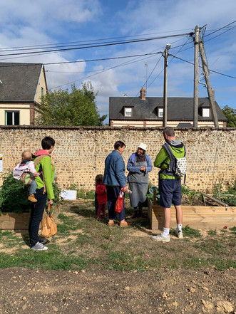 Retour sur la Fête du Jardin, organisée au Centre Social A. Malraux le dimanche 08 septembre