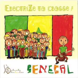 La MJC enregistre un CD au profit d'une école du Sénégal.