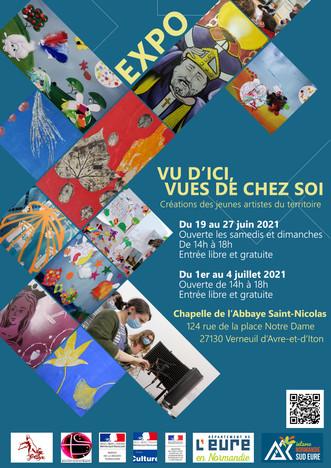 Retour sur les ateliers proposés par le Silo au collège Maurice de Vlaminck dans le cadre du CTEJ