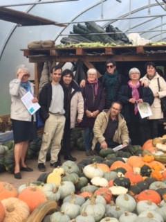 Retour sur le projet jardin à la MJC Centre Social : sortie d'Automne à la ferme du Bec Hellouin le