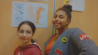 Portrait d'adhérents, découvrez les bénévoles qui font vivre la MJC : Rabia et Khaïna