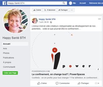 Les intervenants bien-être de la MJC proposent des contenus sur les réseaux sociaux, favorisant la d