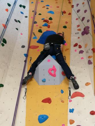 Réouverture de créneaux d'escalade pour les adultes