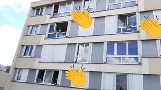 """Animation """"pied d'immeuble"""" à Verneuil d'Avre et d'Iton"""