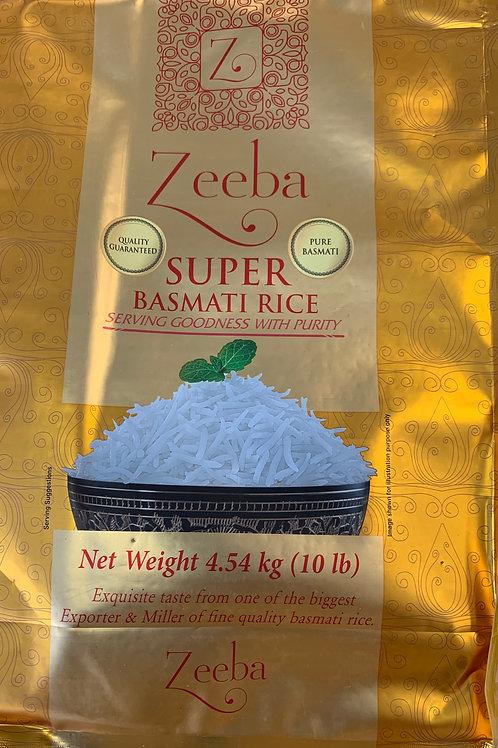 Zeeba Rice
