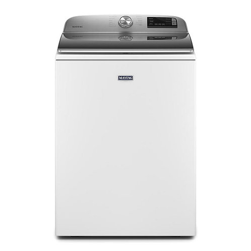 4.7cu. ft. Smart Washer with Extra Power Button-5 YEAR PARTS AND LABOR WARRANTY