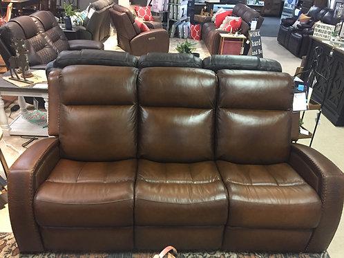 Mustang Power Recling Sofa