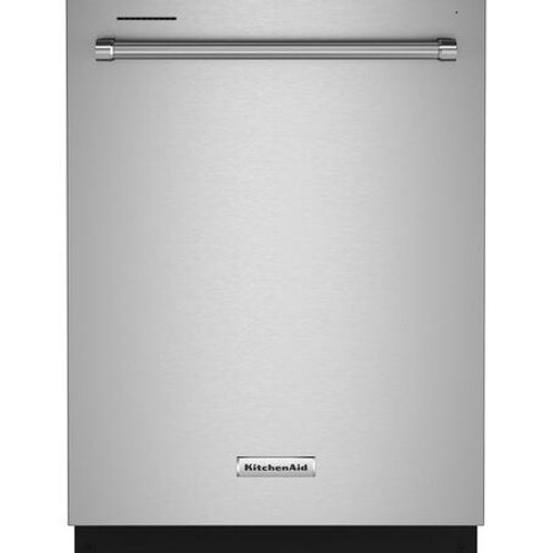 39 dBA Dishwasher in PrintShield™ Finish with Third Level Utensil Rack