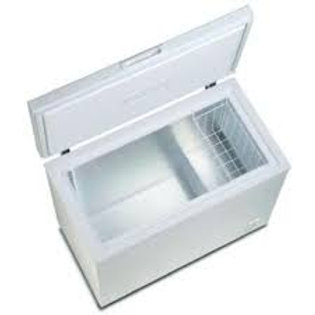 7 cu ft chest freezer in white