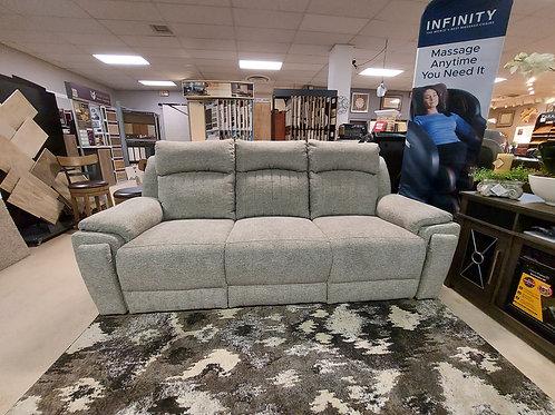 Silver Screen Power Sofa