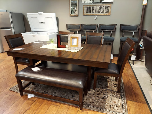 Megan Dining table set