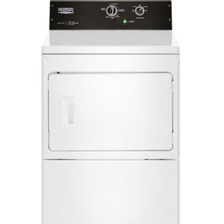 7.4 cu. ft Commercial-Grade Residential Dryer - 5 YEAR PARTS AND LABOR WARRANTY