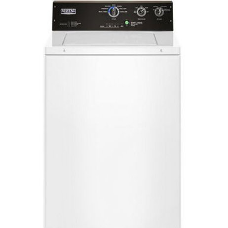 3.5 cu. ft. Commercial-Grade Residential Agitator Washer - 5 Year Warranty*