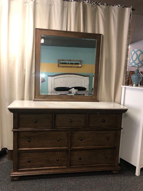 Sheffield Dresser with Mirror