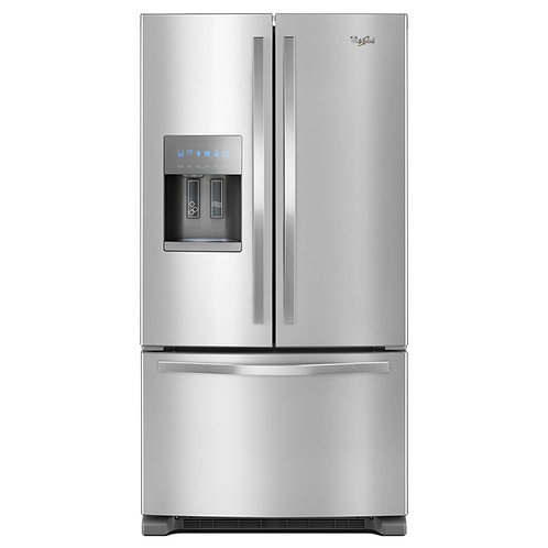 36-inch Wide French Door Refrigerator in Fingerprint-Resistant Stainless