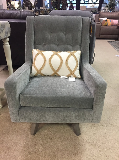 Kale Swivel Accent chair