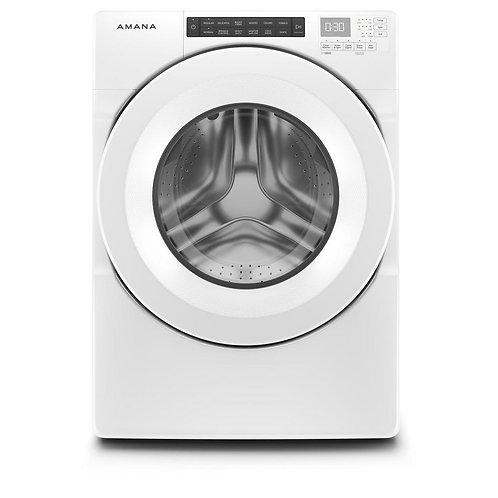 Amana Front Load Washer with Large Capacity- 4.3 cu. ft.