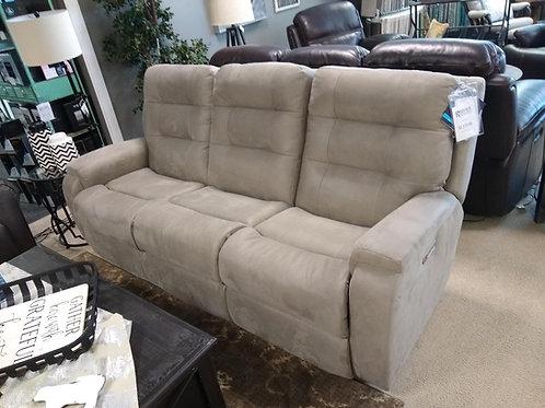 Arlo Power Sofa w/ Headrest & Lumbar by Flexsteel