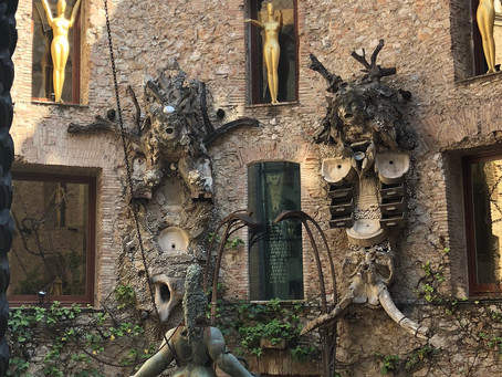 Figueres & the mad, mad, world of Salvadore Dali