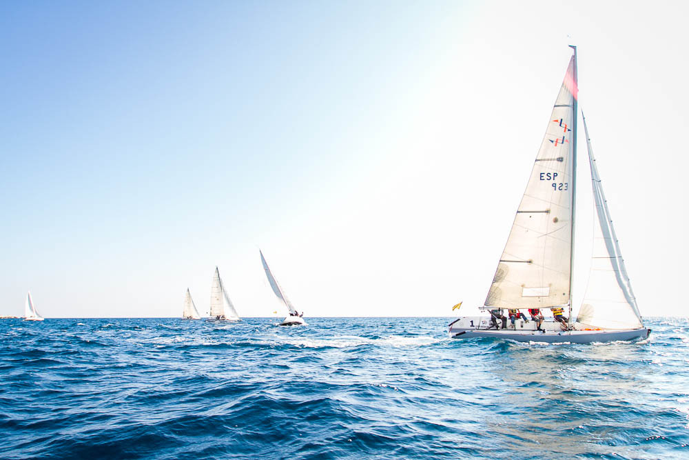 RaceRace Day with the Costa Blanca Yachting Association in Calpe