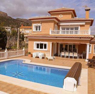 Villa Casa Blanca, Calpe, Alicante