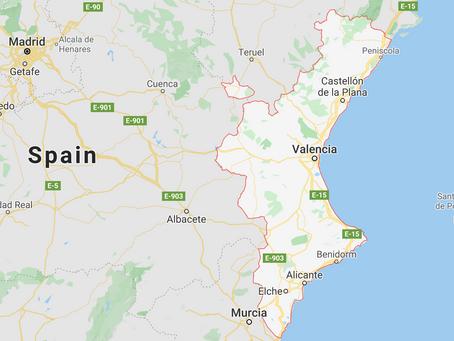 Generalitat Valenciana - complete list of state schools in Valencia Province.