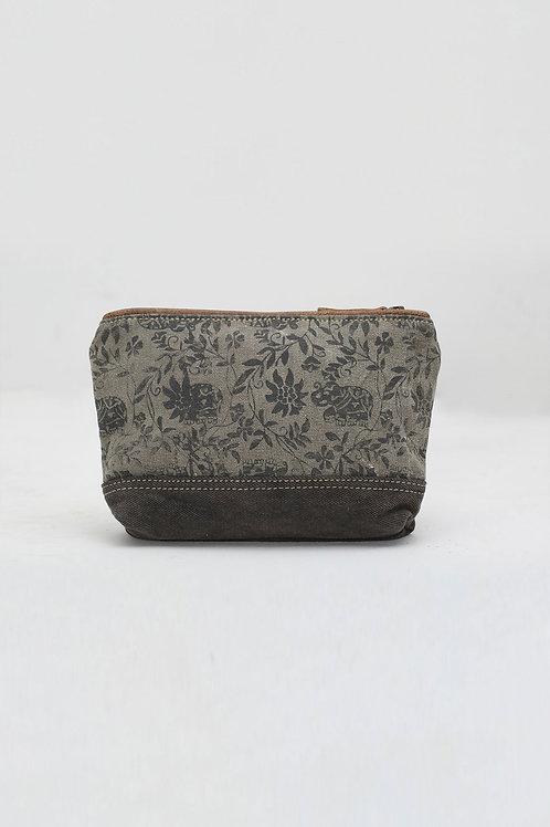 MYRA ELEPHANT PRINT SMALL BAG