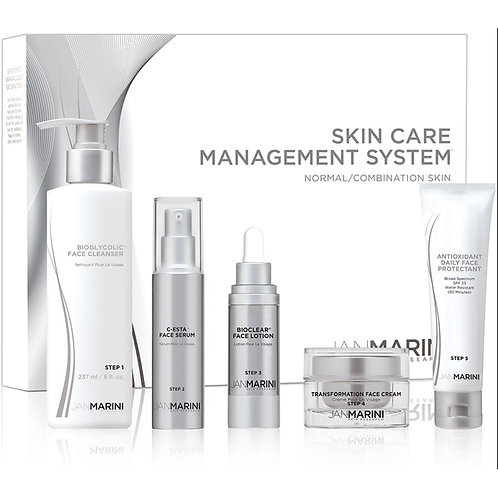 Skin Care Management System - Normal