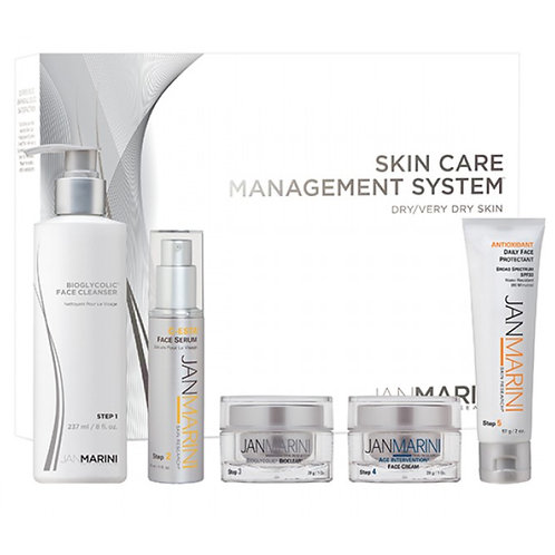 Skin Care Management System - Dry/Very Dry