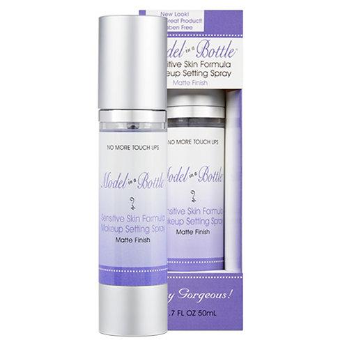 Sensitive Skin Makeup Setting Spray Matte Finish